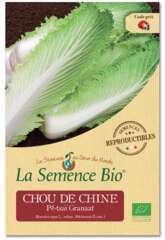 Graines potagères chou de Chine Pé-tsaï Granaat Bio en sachet