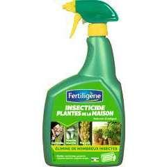 Insecticide pour plantes de la maison, prêt à l'emploi 800ml