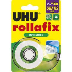 Dévidoir Rollafix, invisible 25m + 5m gratuit