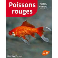 Livre animalerie : Poissons rouges