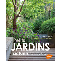 Livre : Petits jardins actuels
