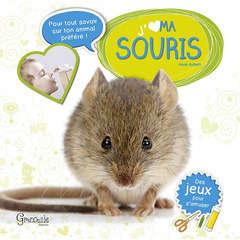 Livre animalerie : ma souris