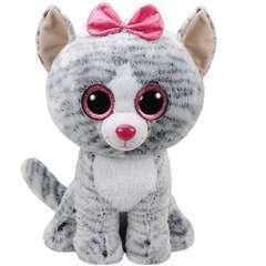 Beanie Boo's large - Kiki le Chat - 41cm