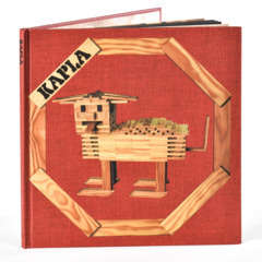 Kapla - Livre Rouge Construction Vol.1