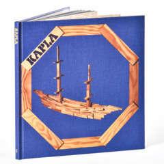 Kapla - Livre Bleu Construction Vol.2