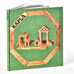Kapla - Livre Vert Construction Vol.3