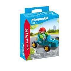 Playmobil : Enfant avec kart