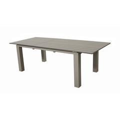 Table repas Elena 180/240 X100 Taupe