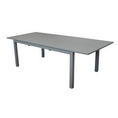 Table repas TRIESTE 200/280 X103 Taupe