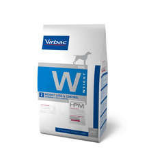 Croquettes Virbac HPM dog Weight loss & control: 3kg