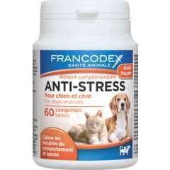 Anti stress chien chat 60 Comprimés