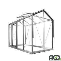 Serre de jardin 'Piccolo' - 4,74 m²