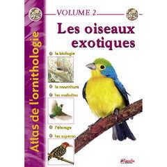 Atlas oiseaux : Les oiseaux exotiques