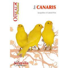 Guide oiseaux : Les canaris