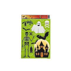 Stickers : Window déco Halloween