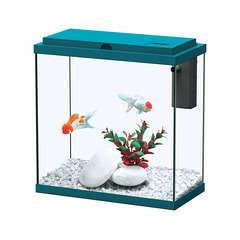Aquarium Sarawak, bleu - 18 litres