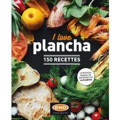 Livre: I love plancha