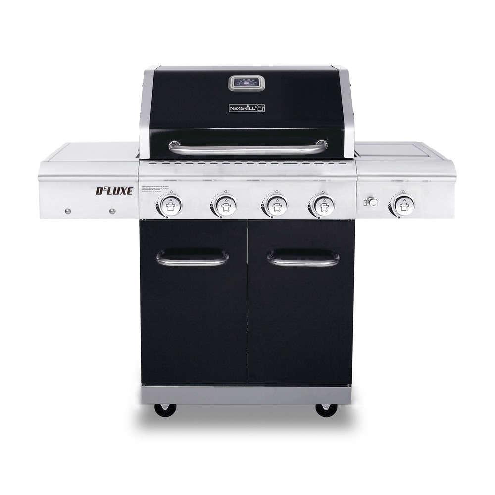 Barbecue 4 feux Nexgrill De Luxe | Truffaut