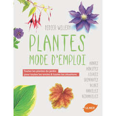 Livre: Plantes mode d'emploi