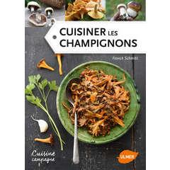 Livre : Cuisiner les champignons