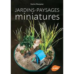 Livre: Jardins-paysages miniatures