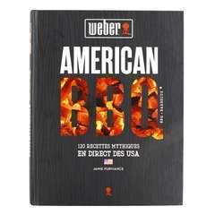 Livre de recettes 'American Barbecue'