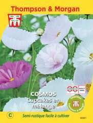 Cosmos Cupcakes mélange de graines en sachet