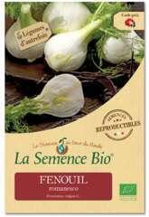 Graines potagères fenouil romanesco Bio en sachet