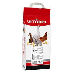 Sac Vitobel aliment lapins 20kg
