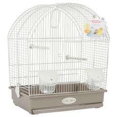 Cage Arabesque Salomée taupe
