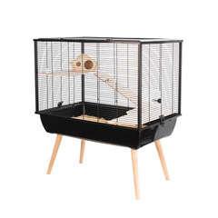 Cage Néo Silta noir