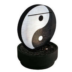 Fontaine Yin Yang à poser