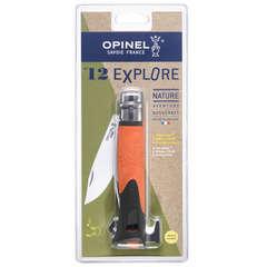 Couteau n°12 explore orange