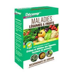 Fongicide de base: Légumes et fruits