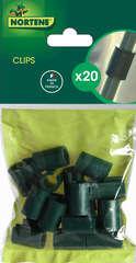 Clip arc pvc 20 clips D 12 mm