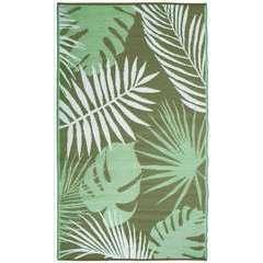 Tapis de jardin 'Jungle', en polypropylène 241x151,1cm