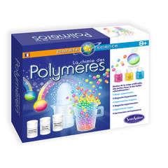 Kit scientifique - La chimie des polymères