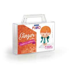 Kit Figurine Fimo - Ginger, la chipie