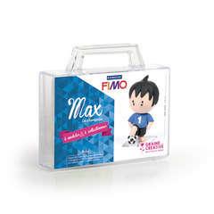 Kit Figurine Fimo - Max, le footballeur