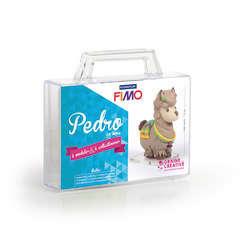 Kit Figurine Fimo - Pedro, le lama