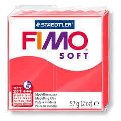 Pâte Fimo Soft, 57 g - Rose Flamingo