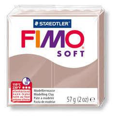 Pâte Fimo Soft, 57 g - Taupe