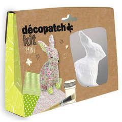 Mini-kit Lapin: activité Décopatch
