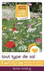 Prairie fleurie pour Tout Type de Sol : boite