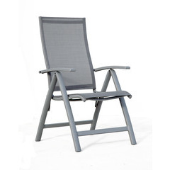 Fauteuils multipositions ELEGANCE 5 POS Taupe taupe X2