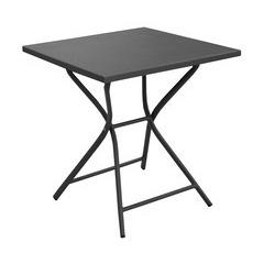 Table pliante WIN 70x70 Grey