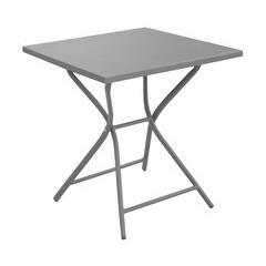 Table pliante WIN 70x70 Taupe