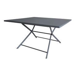 Table pliante WIN 130x130 Grey