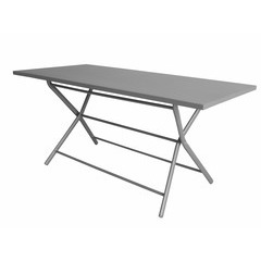 Table pliante WIN 160x78 Taupe
