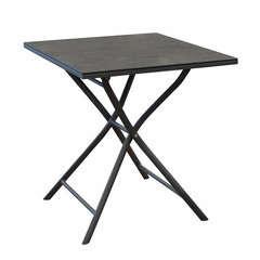 Table pliante Azuro 70 Grey/Lucerne